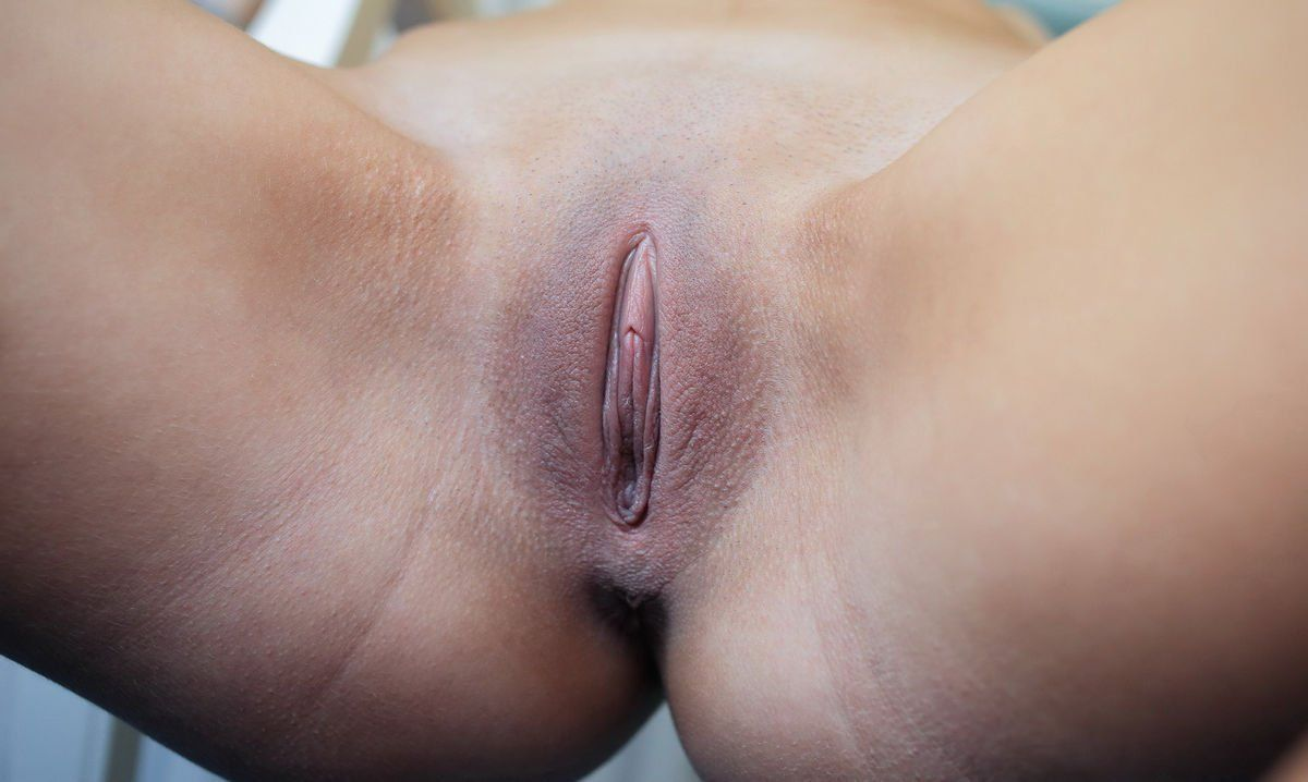 best of Pussy shaved video tight Hot