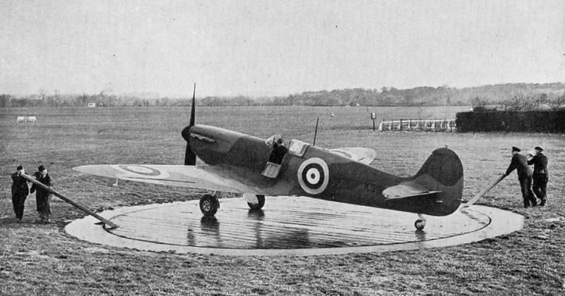 Aircraft compass swinging