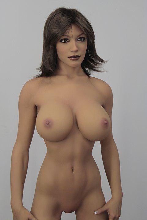 Nude women large boobs