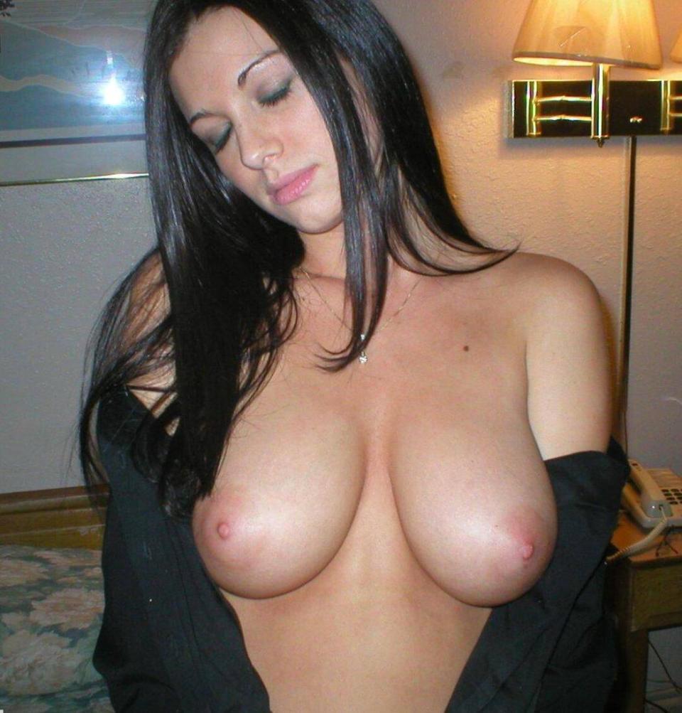 Big boob brunette hot