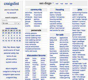 Craigslist san diego free stuff classified . Photos and ...