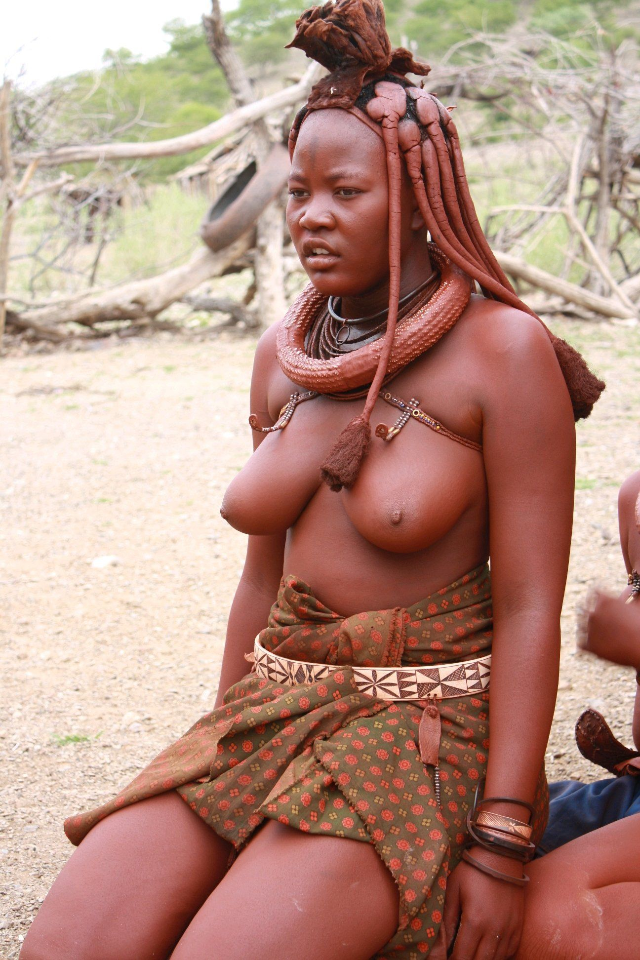 Just that african girl pussy and boobs