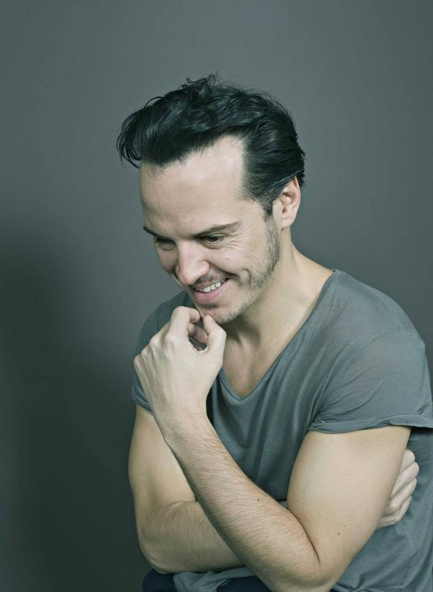 Andrew scott with a boner