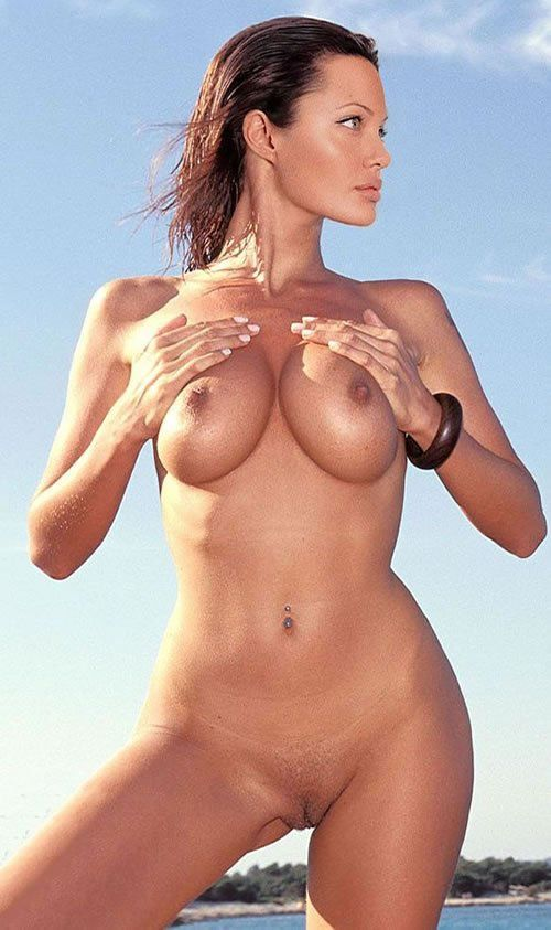 Angelina jolie fully naked pity