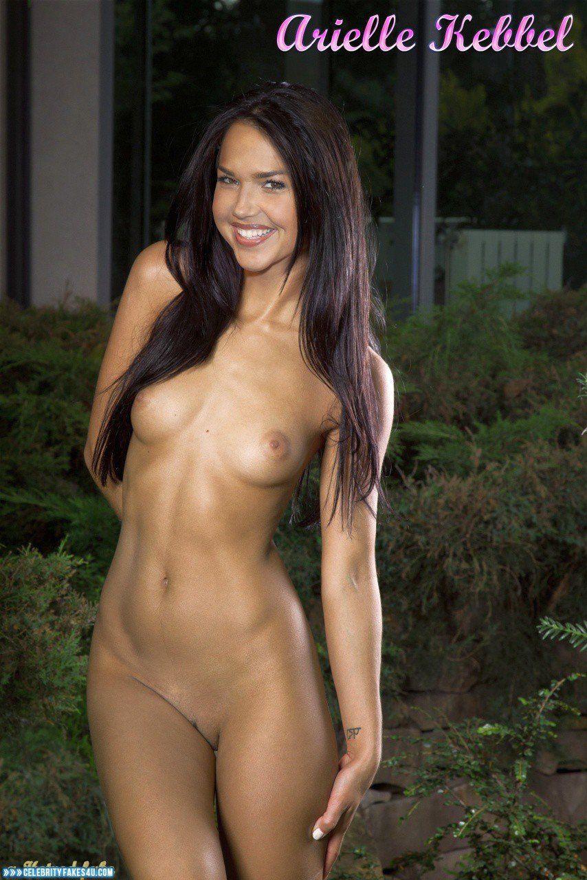 Arielle kebbel topless
