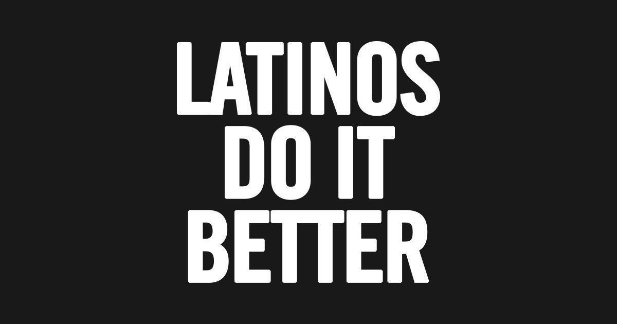 Defense reccomend Latins do it better