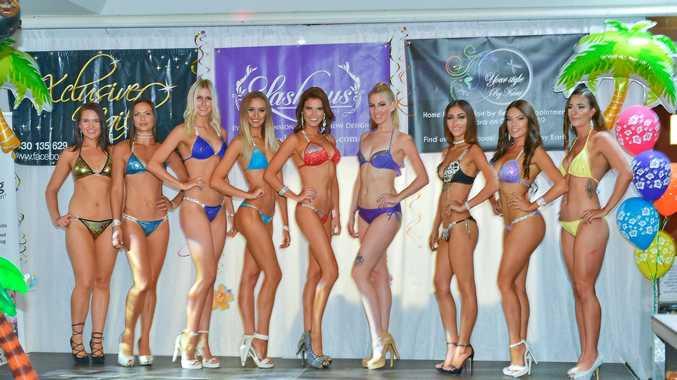 best of Tropics Bikini hawaiian model