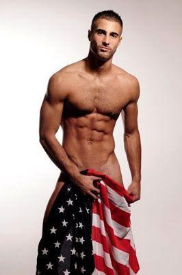 Trigger reccomend Sexy american flag nude