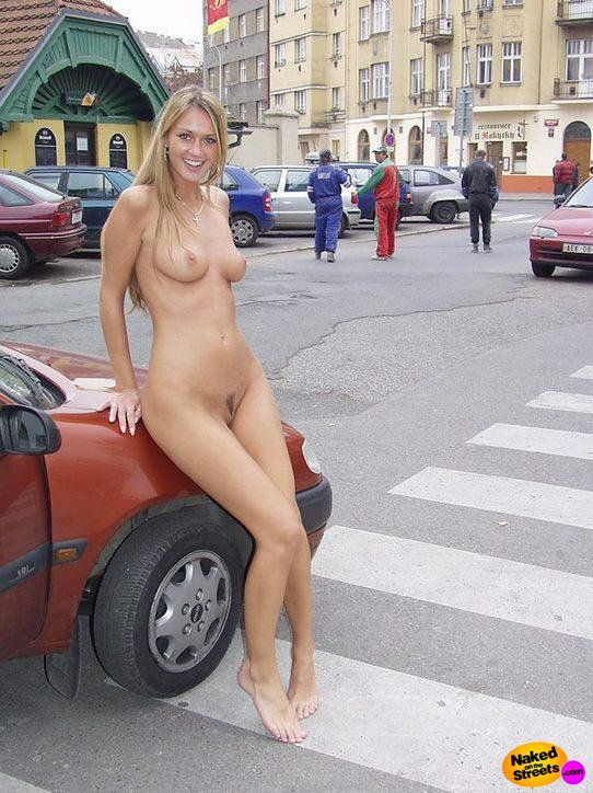 Are not naked girls posing with cars sorry, that