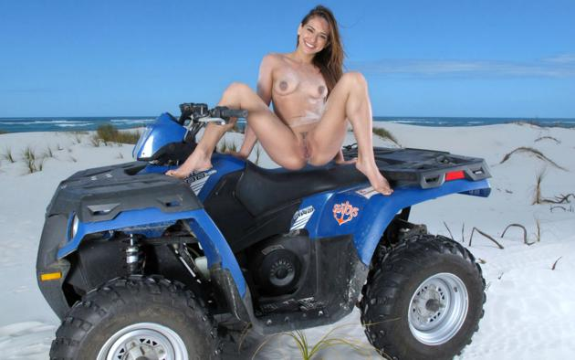 Are Naked bitches fucking on atvs remarkable, very