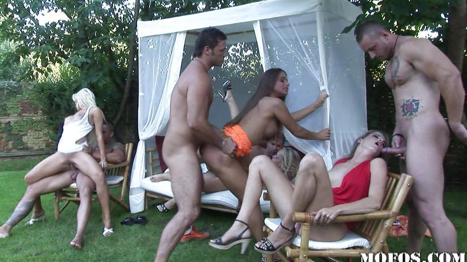Miss reccomend Back yard orgies