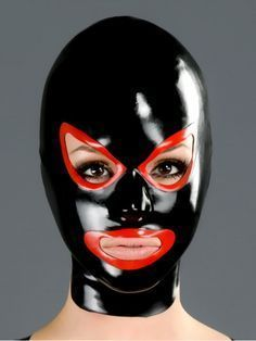 Bdsm masks man fold