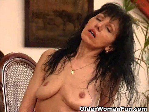 Mature saggy naked eu are