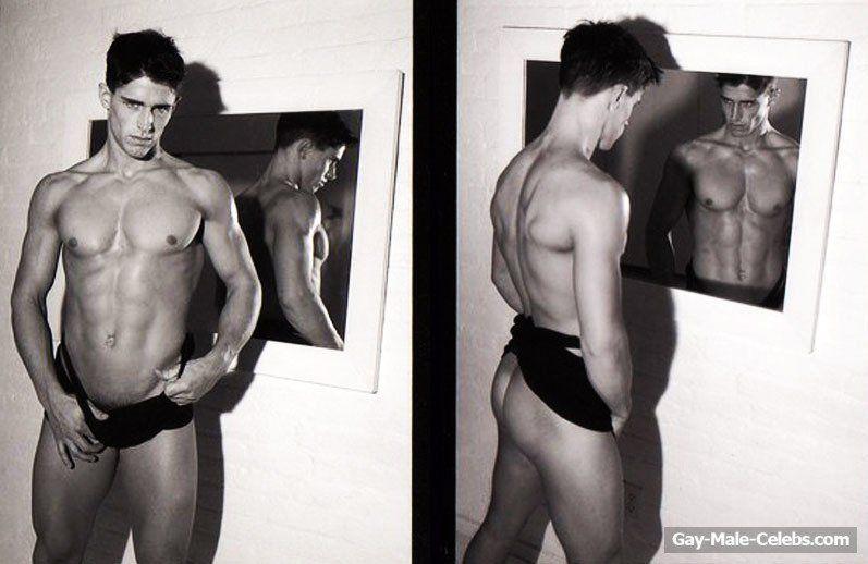 Brandon routh naked