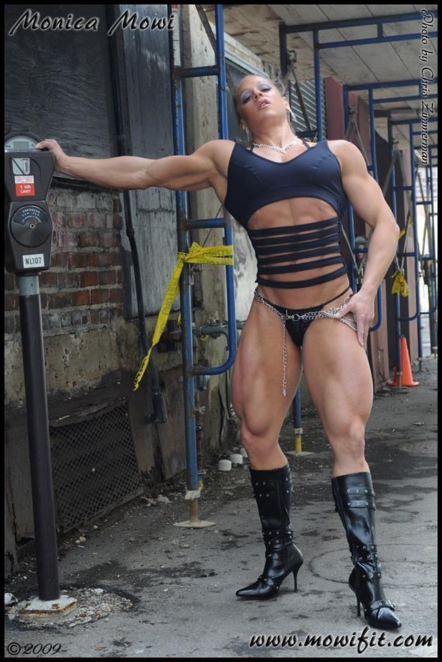 body building free nackt frau