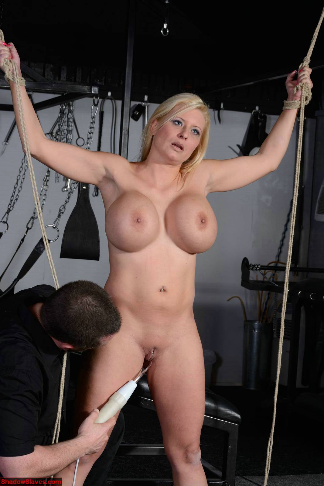 Already far Extreme pain bondage sex slave girls