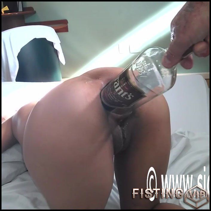 Emerald reccomend Bottle anal fisting