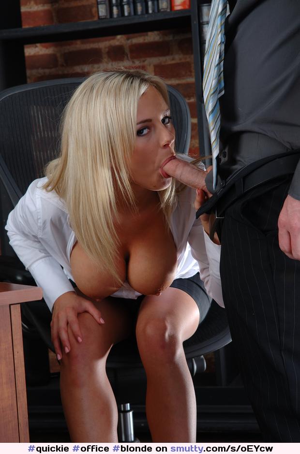 Charming Milf secretary blowjob pics