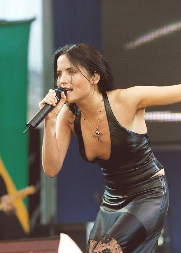 Think, Andrea corr naked nude with you