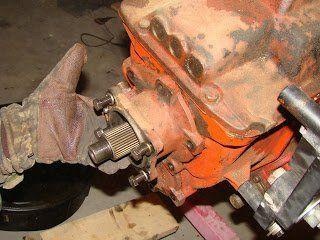 Sunburst reccomend Changing gear ratio in sm465 tranny