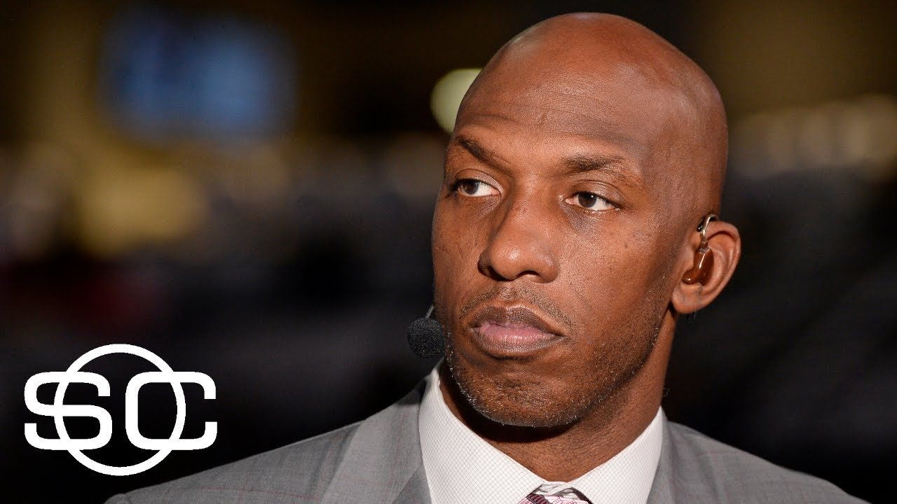 best of Billups facial features Chauncey