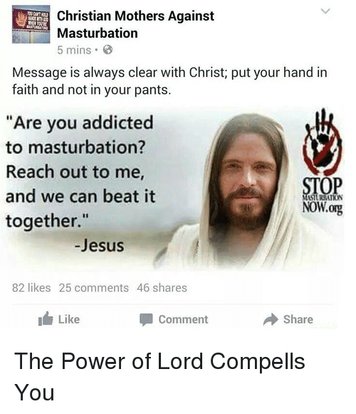 best of Masturbation Christians Masturbation to adiction