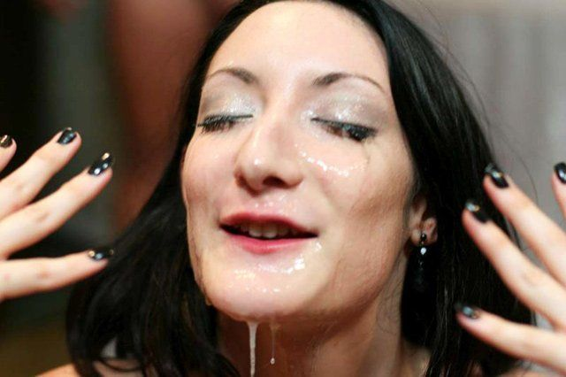 Claws reccomend Cum drinking facial
