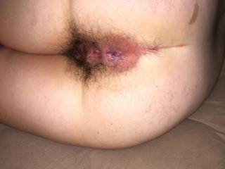 Jewel reccomend Cum on hairy pussy asshole
