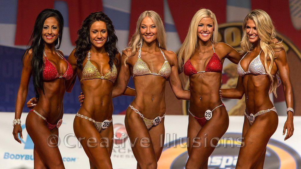 bikini wild Amateur contest