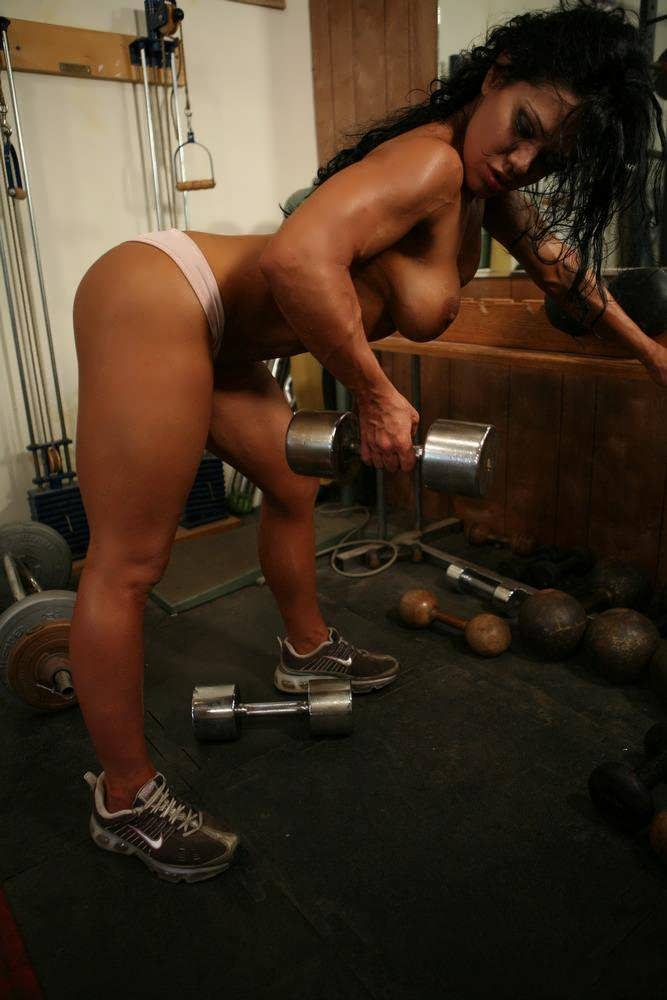 Asian muscle girls porn
