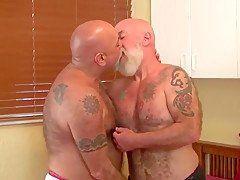 Daddy bear sex video