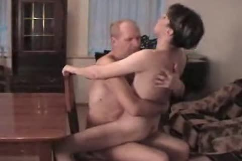 Showing off your sexy wife