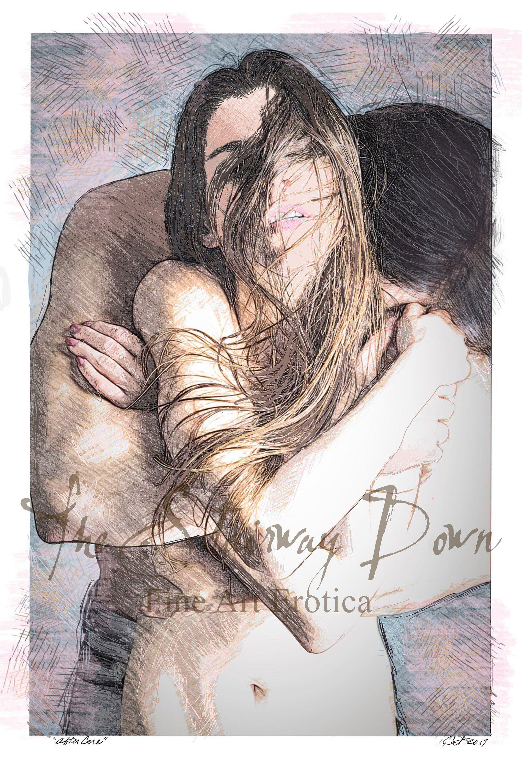 Bdsm artwork drawings submissive