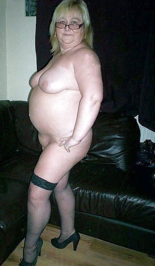 Granny obese slut