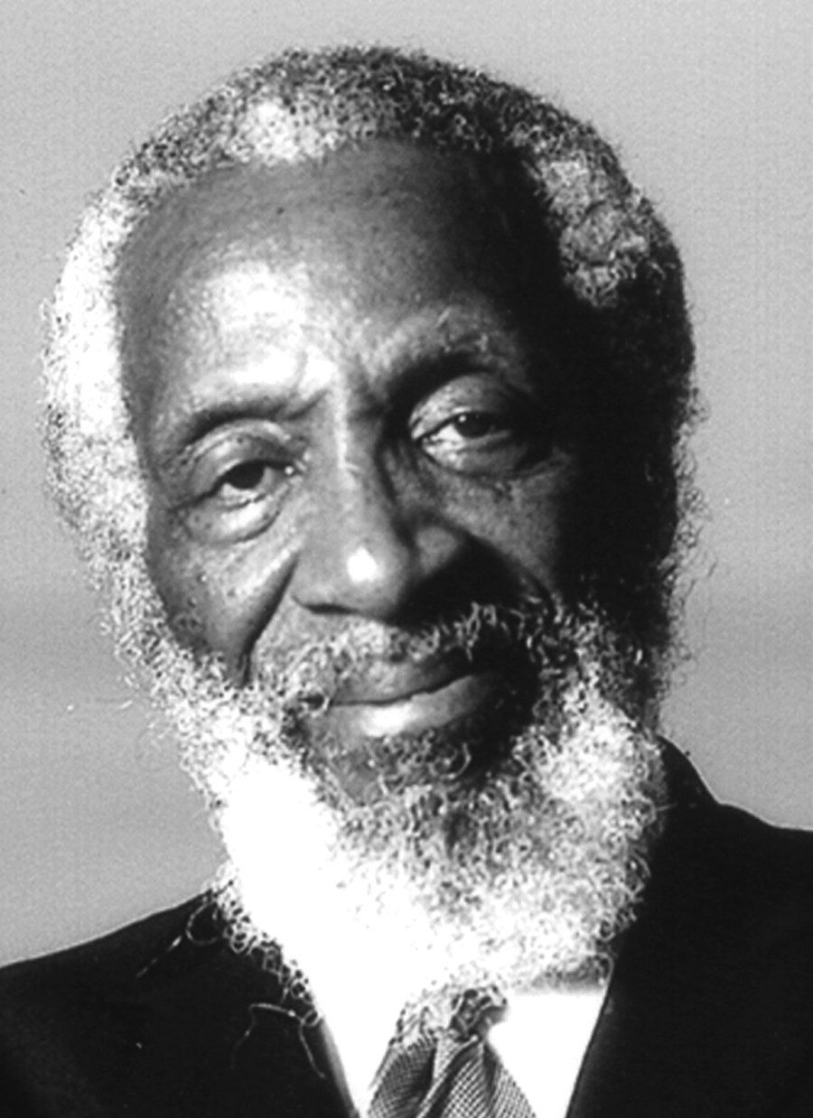 Dick gregory and manganese