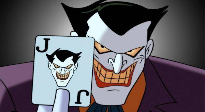 The joker sound bites
