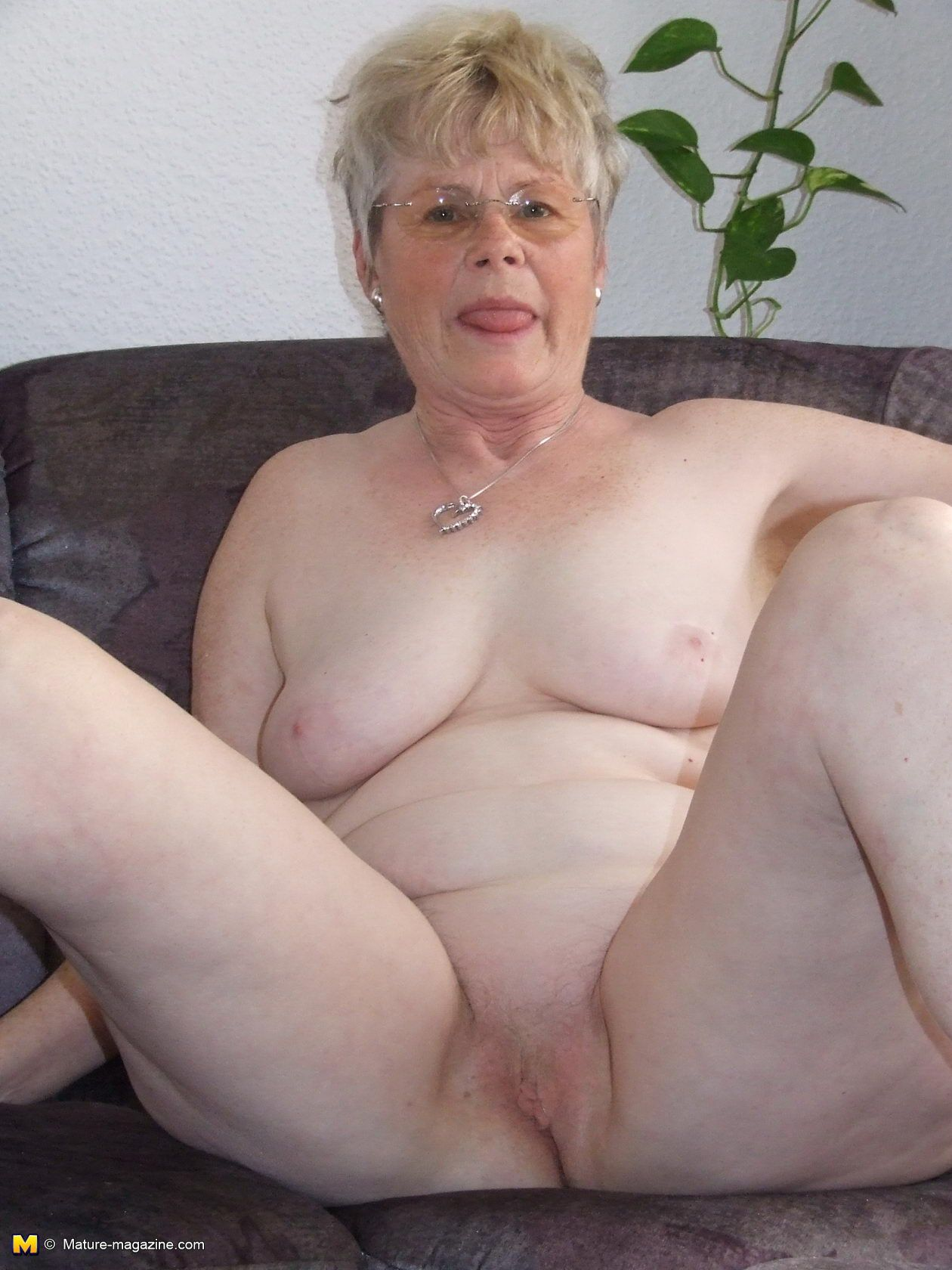 The oldest nude women