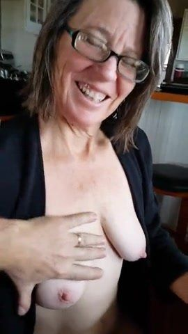 Snake reccomend Mature mom breasts