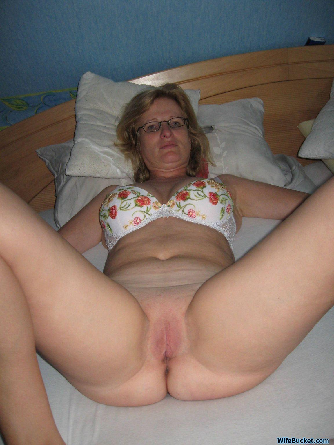 Mature cunt real amature