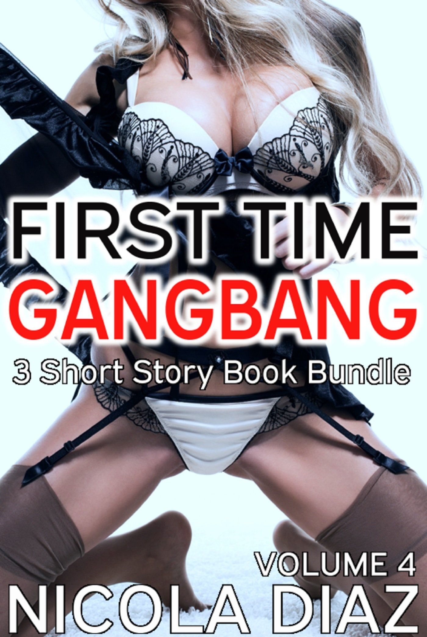 Erotic stories first time gang bang