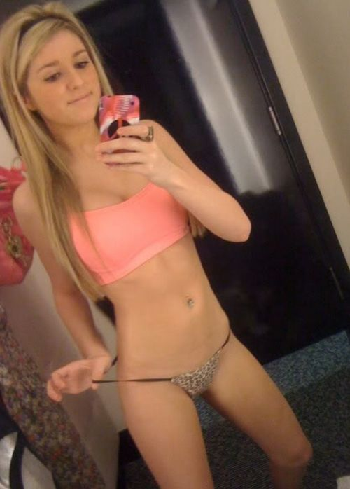 Nackt sexy teen selfie girl You're doing