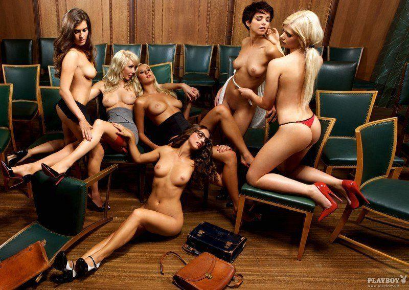 german playboy girls