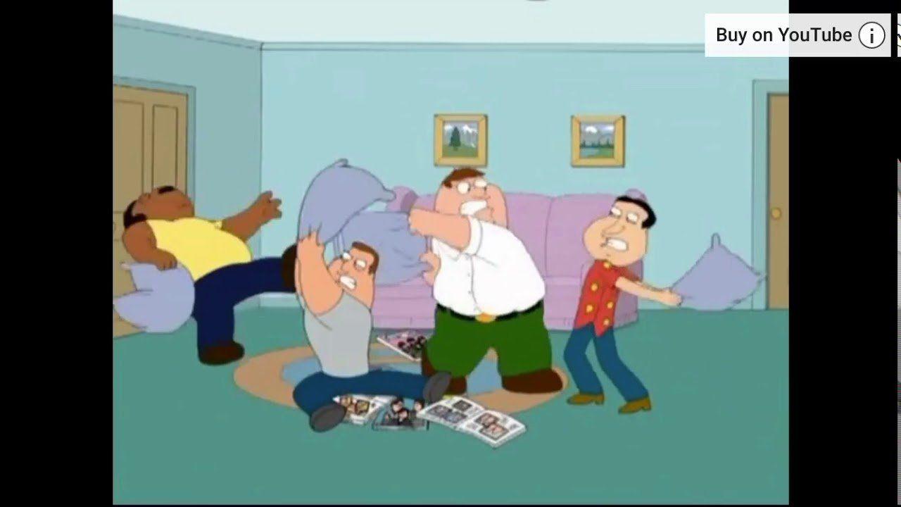 best of Pillow Family Fight Guy