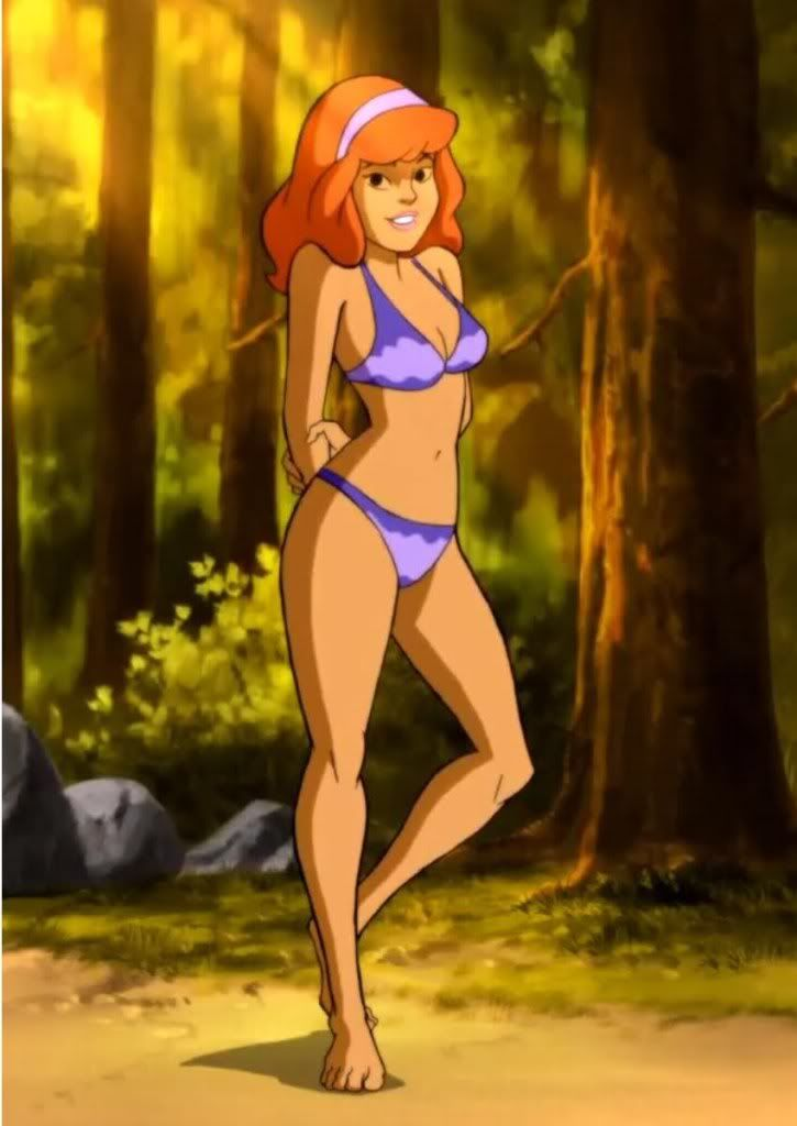 Solstice reccomend Famous cartoon characters in bikinis