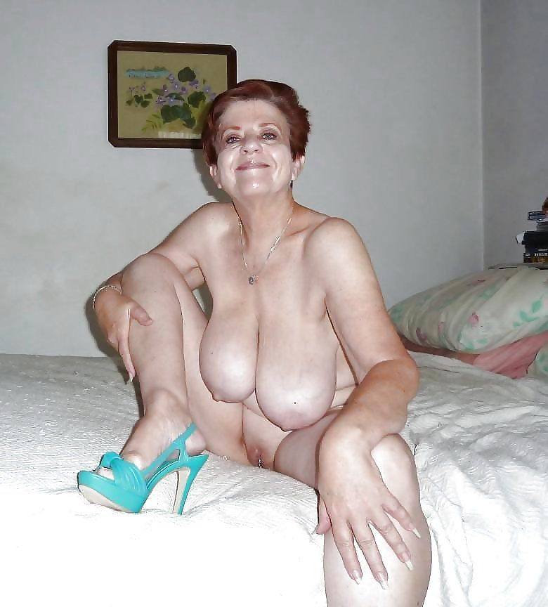 Older grannies naked
