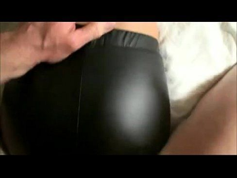 Girl fucked through spandex