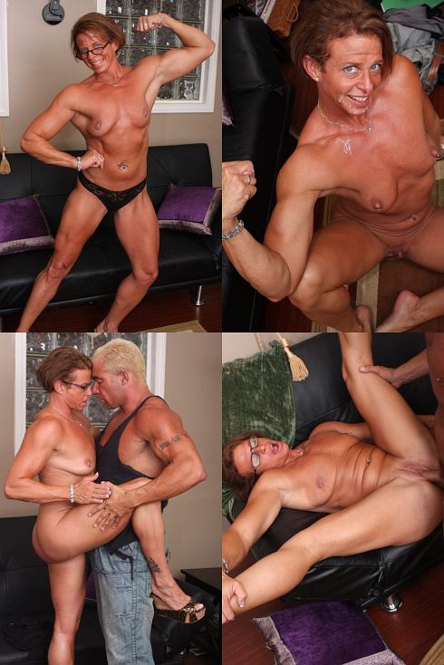 Simply Muscle babes getting fucked entertaining