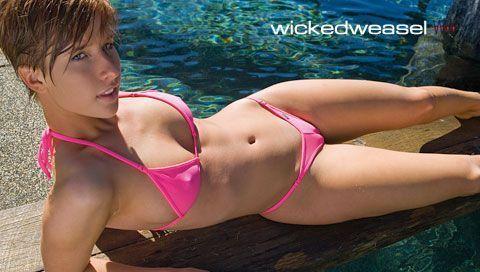 Something wicked bikini girls pics weasel confirm. agree