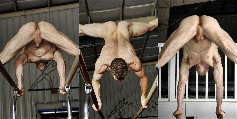 Guys doing split nude
