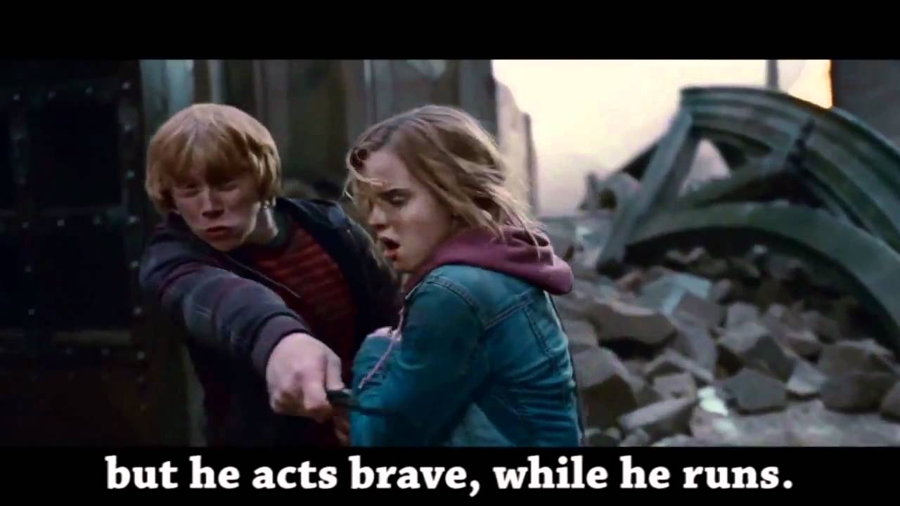 best of Hallows deathly trailer potter funny Harry